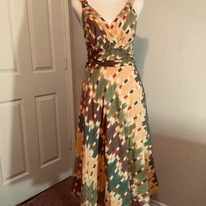 Marc Jacobs multicolored dress
